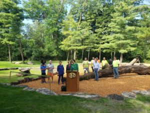 Village's Nature Play at Glen Park open to community